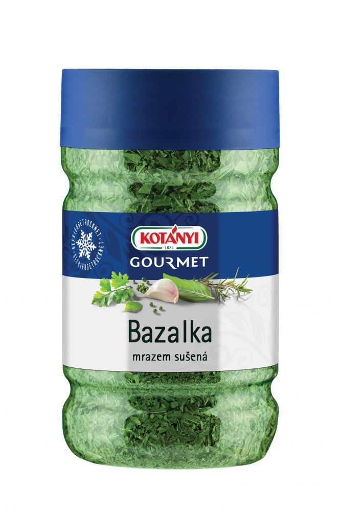 Bazalka mrazem sušená Kotányi