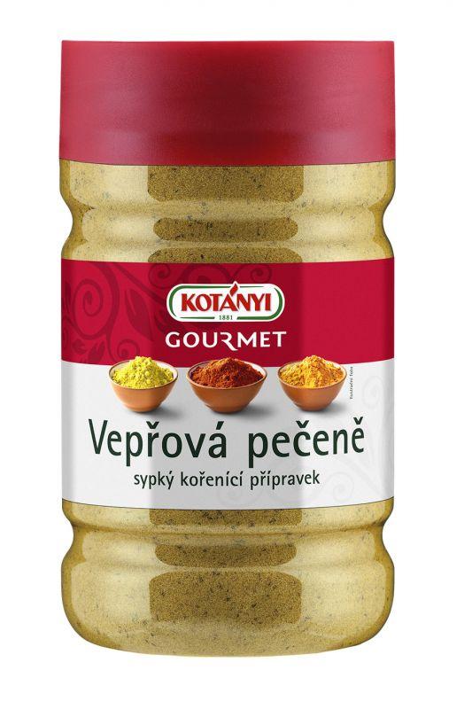 Vepřová pečeně Kotányi