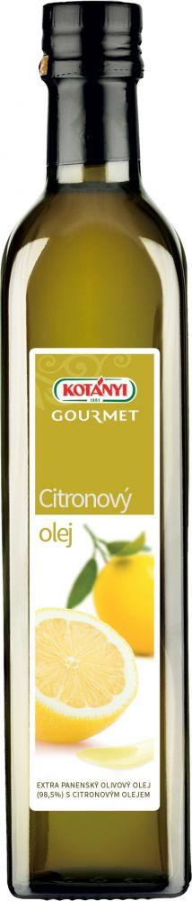 Olej citronový Kotányi