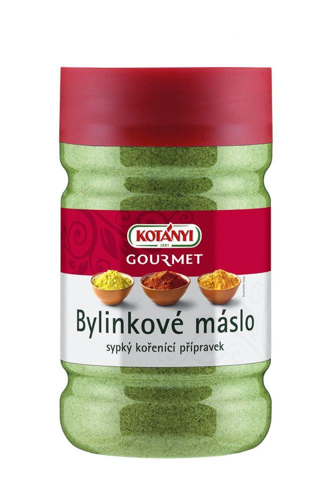 Bylinkové máslo Kotányi