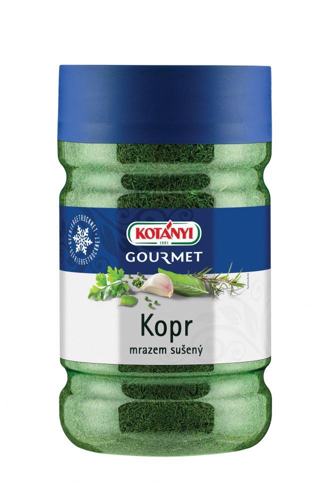Kopr mrazem sušený Kotányi