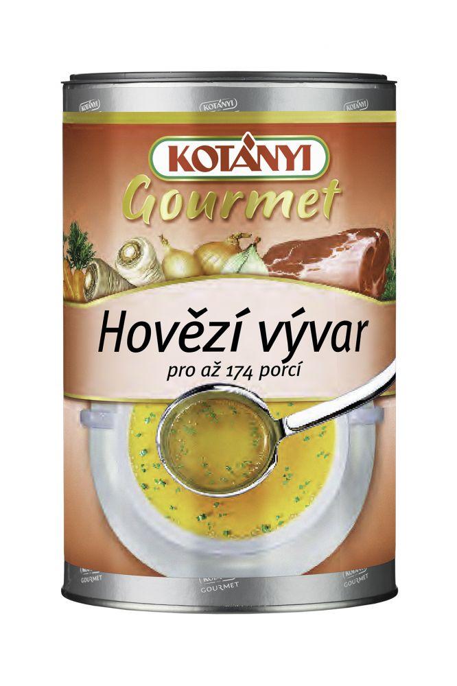 Hovězí vývar Kotányi