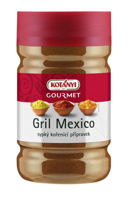 Gril Mexiko Kotányi
