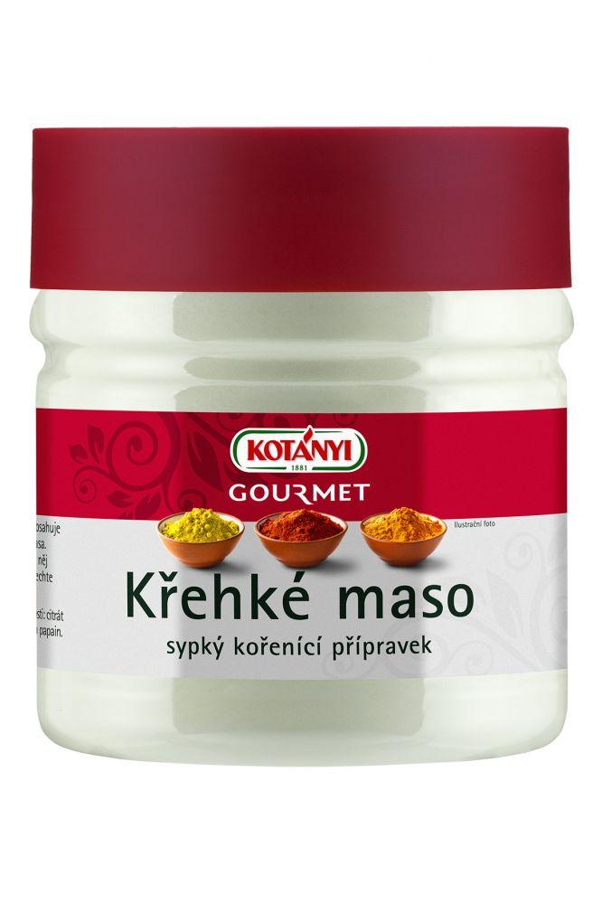 Křehké maso Kotányi