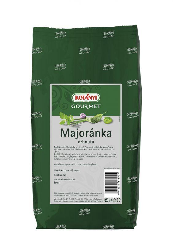 Majoránka drhnutá Kotányi